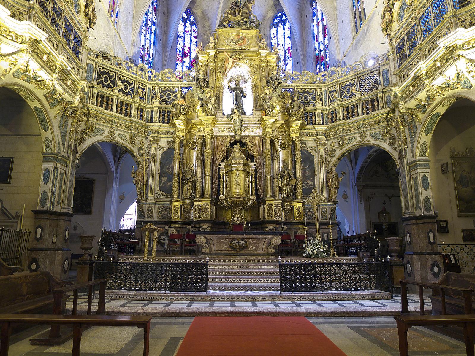 Basilica de San Fancesc Maiorca