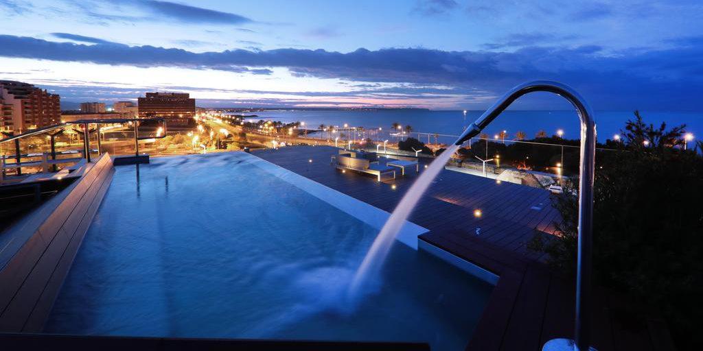 Rooftop Es Princep Hotel