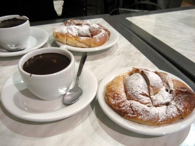 Colazione tradizionale a Maiorca
