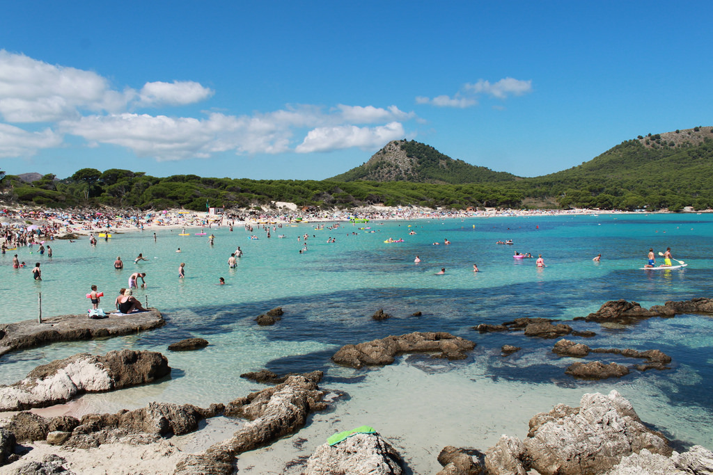 Image result for cala agulla majorca
