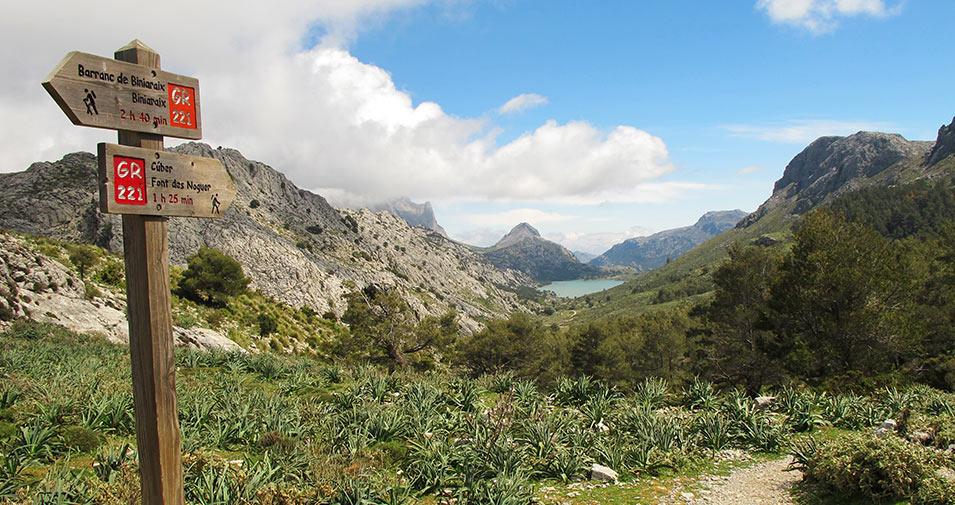 Fare trekking a Maiorca