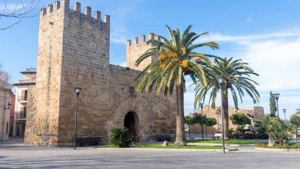 Alcudia castello